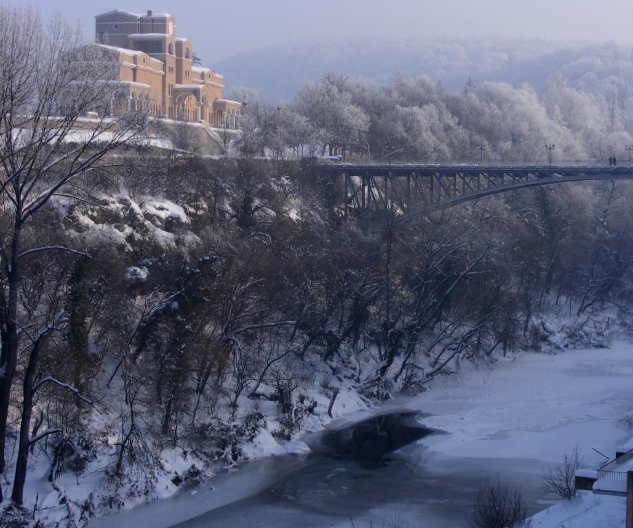 зимен пейзаж