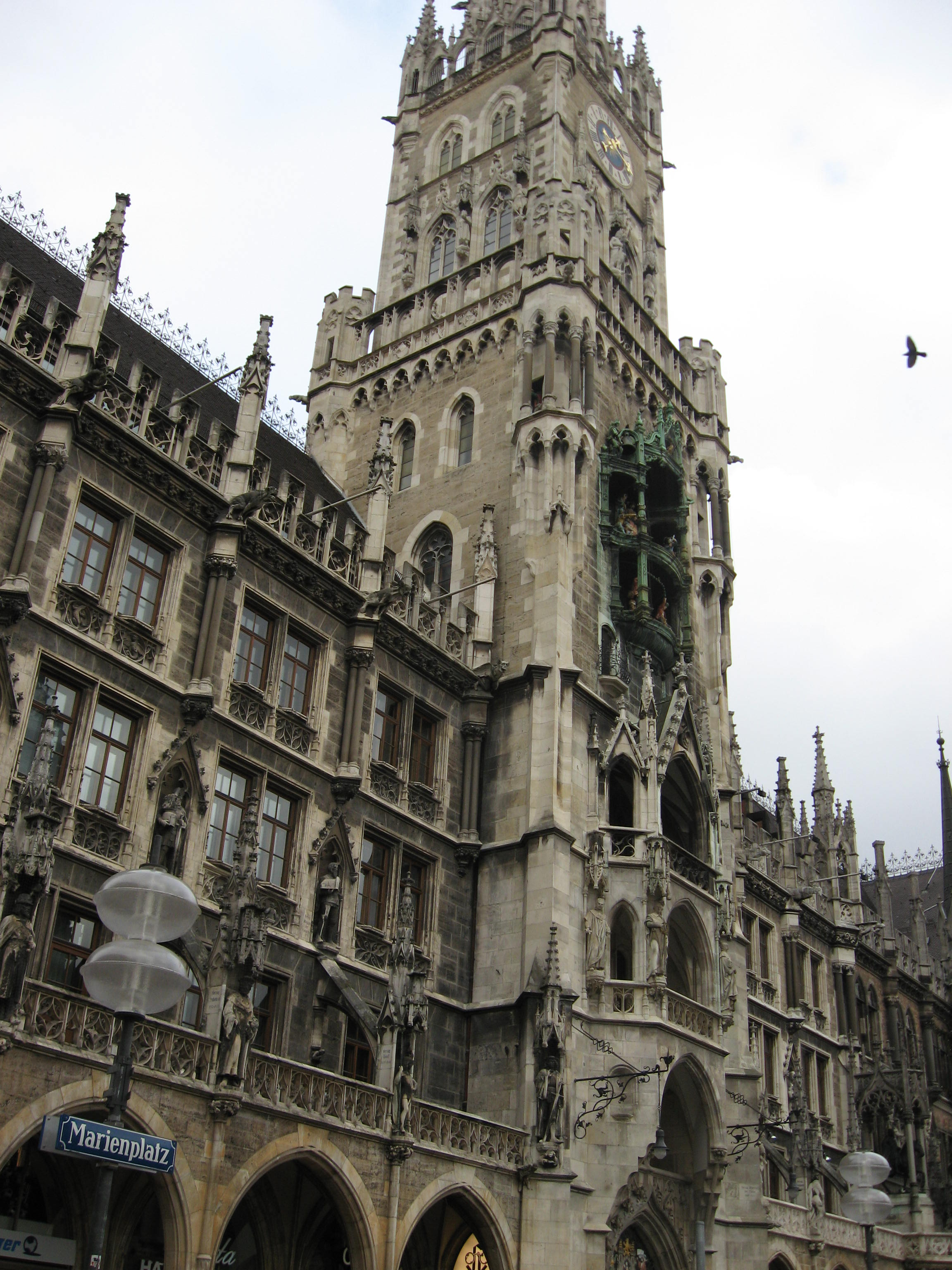Marienplatz - Munich - Germany