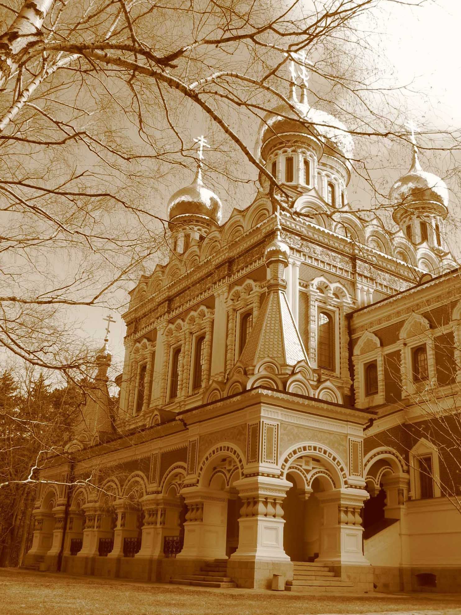 църквата в Шипка