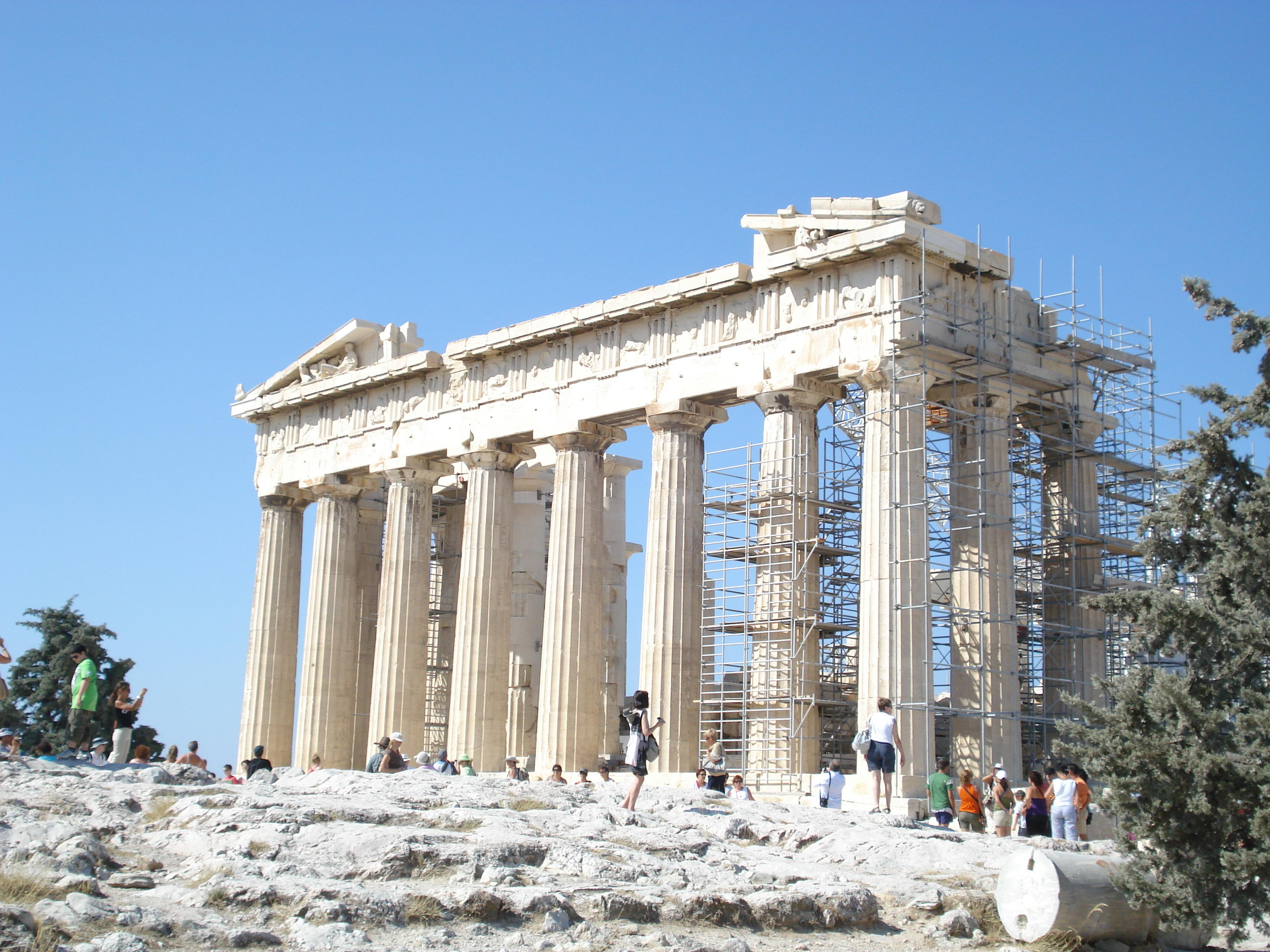 Гърция - Акропола