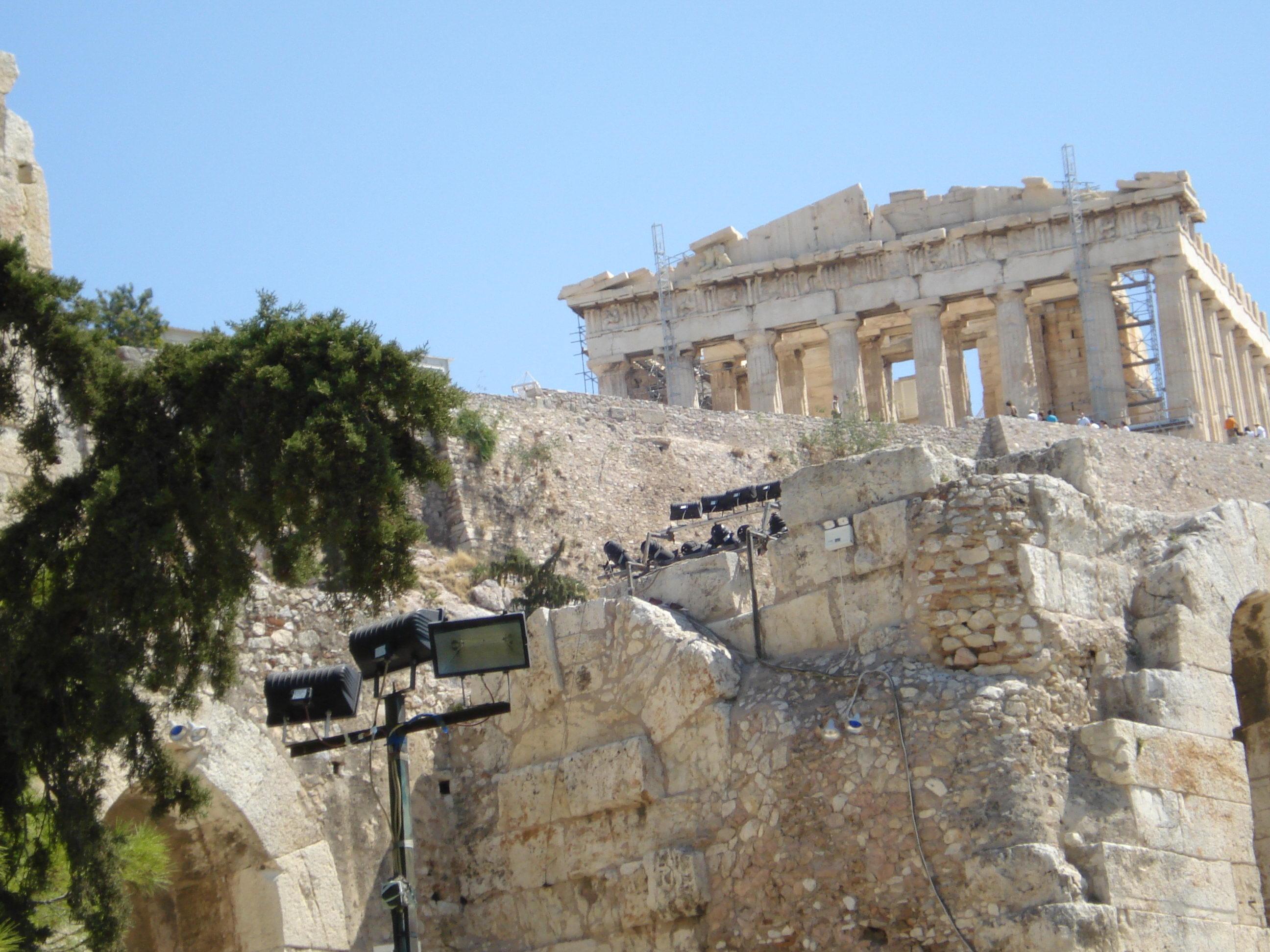 Гърция - Акропола 2
