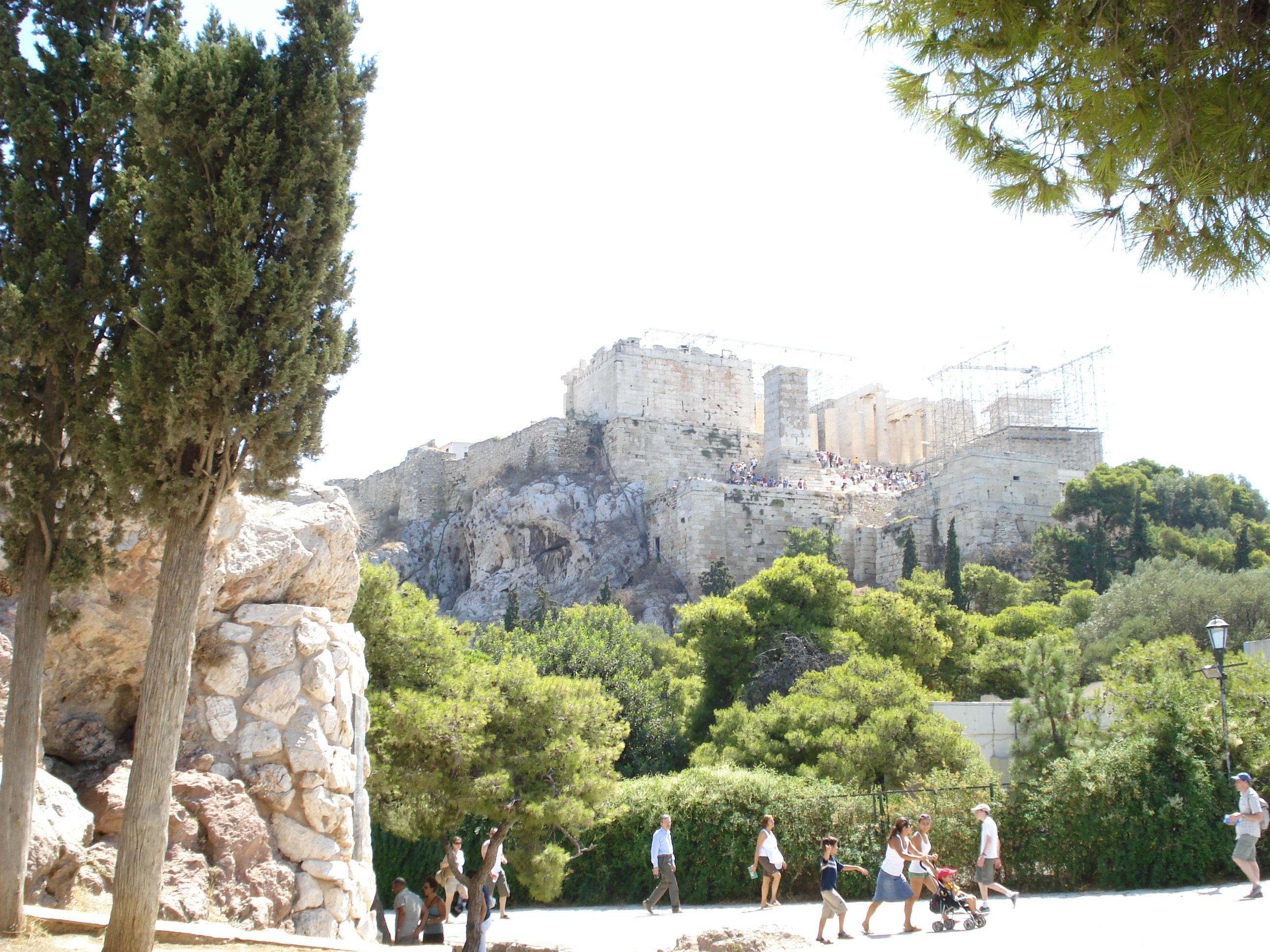 Гърция - Акропола 3
