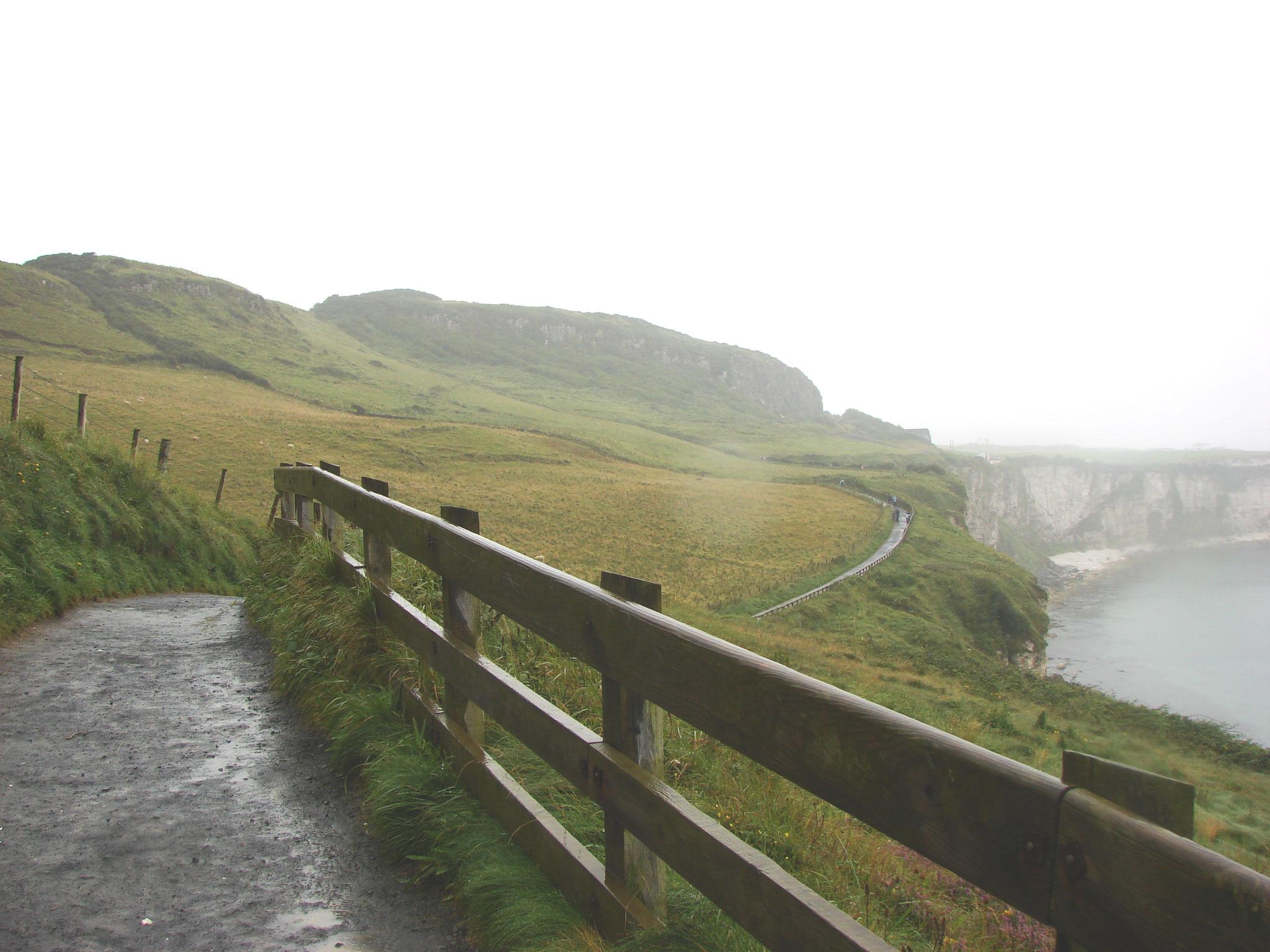 Ирландски пейзаж