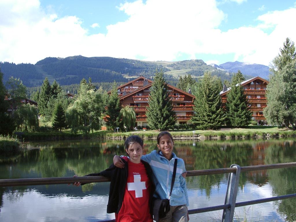 Кранс Монтана - Швейцария