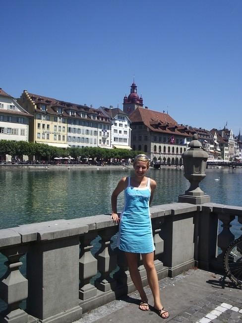 град Люцерн Швейцария