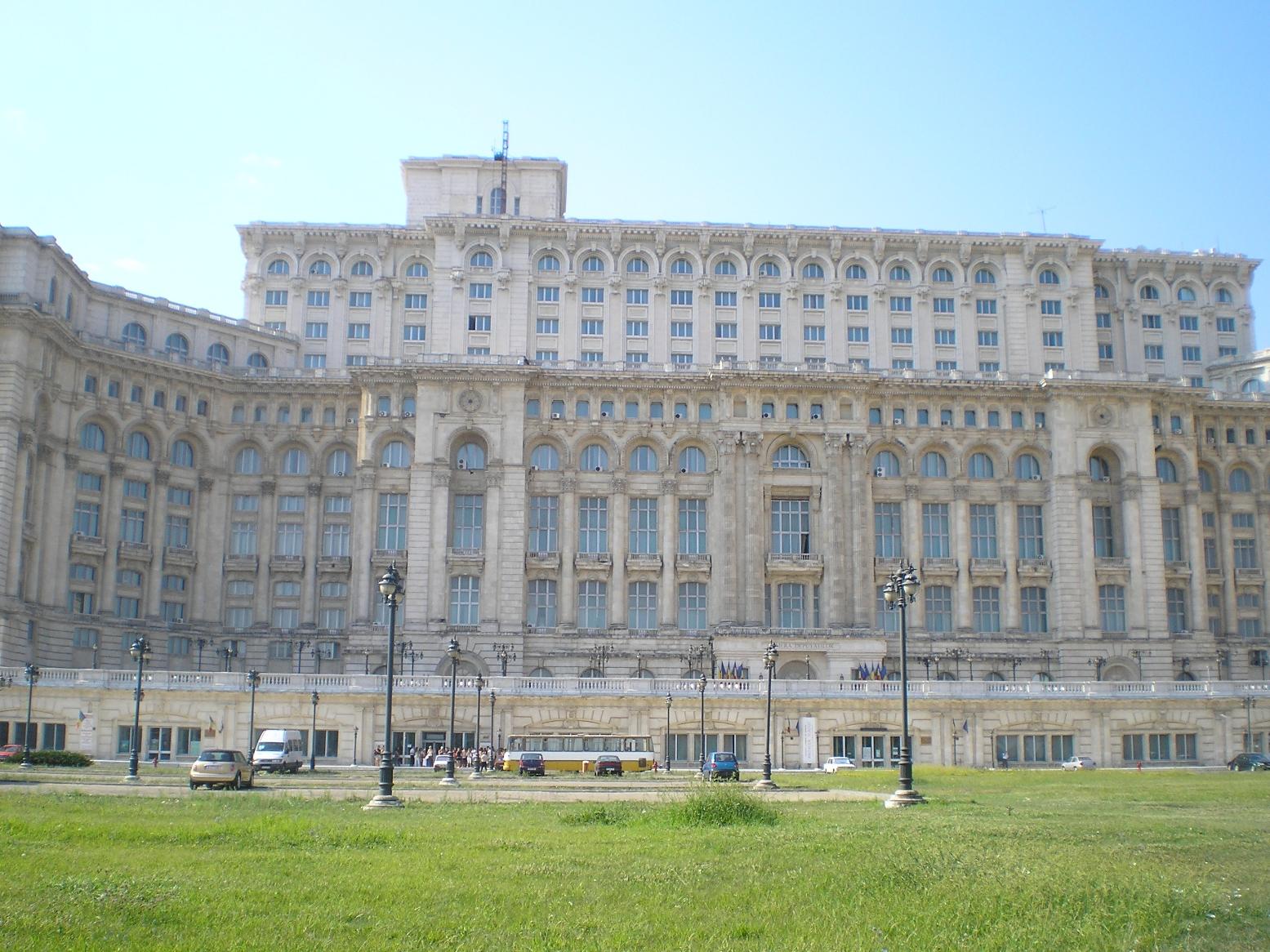 Двореца на Николай Чеушеско, Румъния