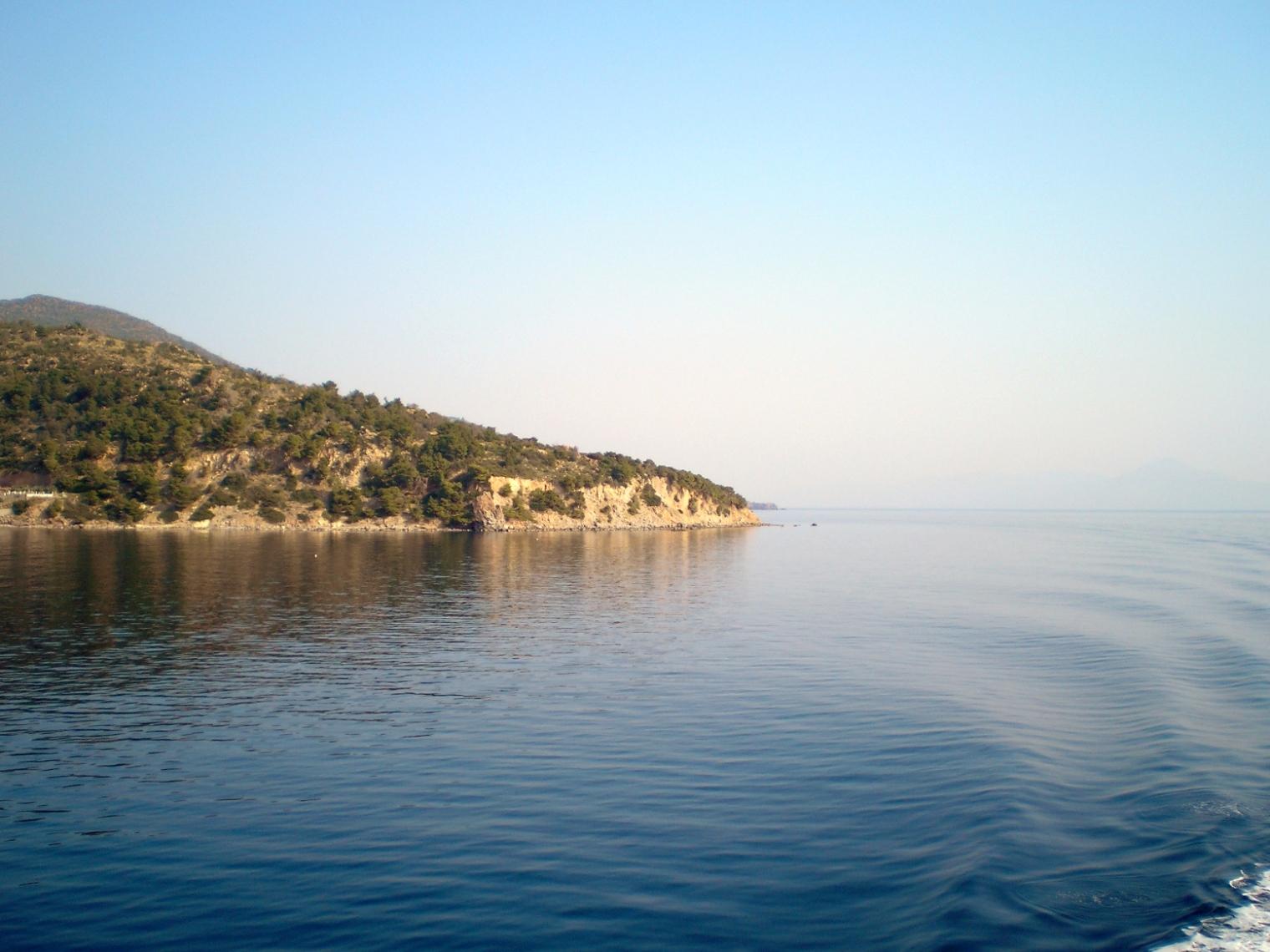 Остров Идра, Гърция