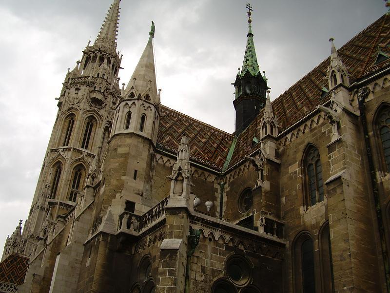 кулите в Будапеща