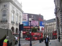 Picadilly Square, London
